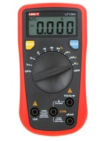 Auto Range UNI-T UT136A LCR Meter Multitester Data Hold DMM Digital Multimeters w/ Frequency Duty Cycle Test