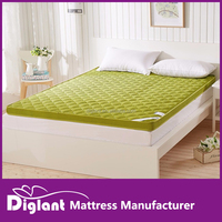 Summer tatami bed Knitting ice hemp stereo mattress Single and double folding