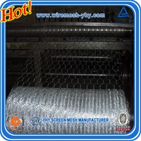 1/2 inch hexagonal wire mesh with 20 gauge wire