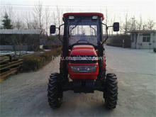 new type 50hp 4wd tractor with disc plow for sale