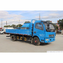 D7 Dongfeng 130 horsepower 5.2 m single row mini cargo truck