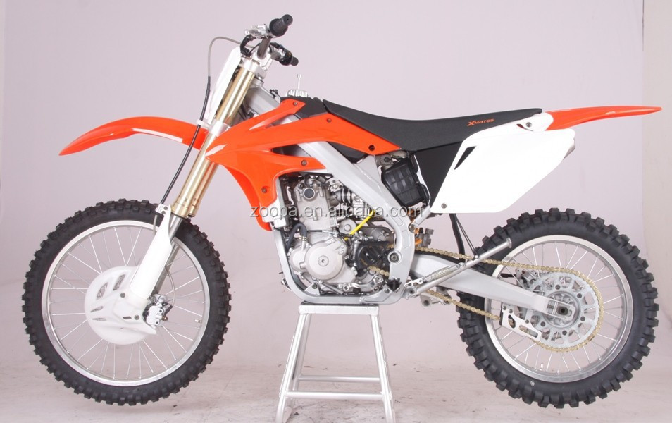 250CC DIRT BIKE WATER COOLED 4 VALVE NGINE