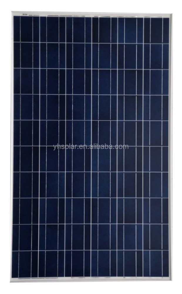 Stock Solar panel Hot sale and high efficient 250 wp solar pv module