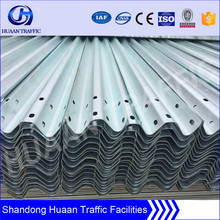Cold rolled galvanised pedestrian barricade
