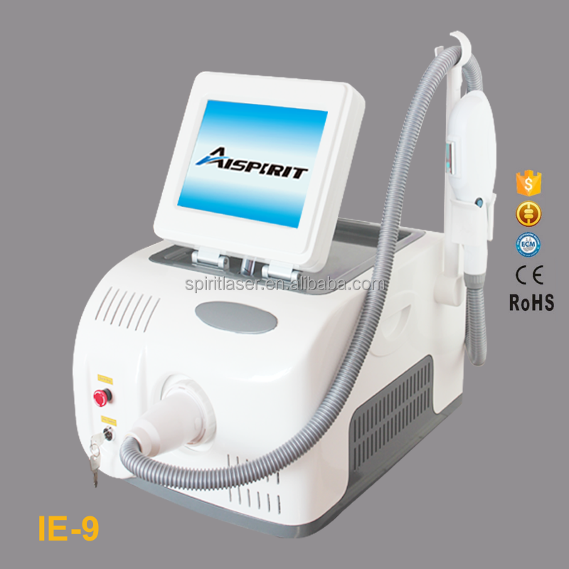 Euro CE Approval Efficient IPL SHR Permanent Intense Pulse Light Hair Removal