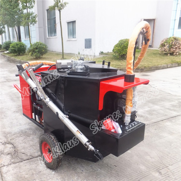 GF-100 Model Trailer-Mounted Crack And Joint Sealants Road Materials Used In Road And Highway Sealing And Filling