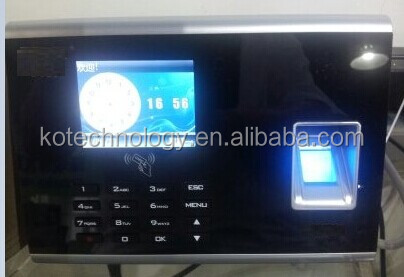 KO-M168 Biometric Fingerprint Scanner Fingerprint Employee time recording