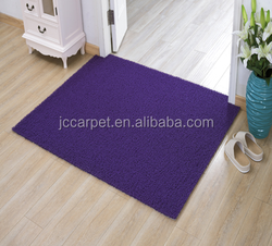 Durable ,elastic and strongly PVC coil door mat