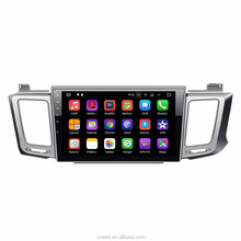 "android 7.1 10.1"" car multimedia for Toyota RAV4 2013 with car dvd player gps navigation radio"
