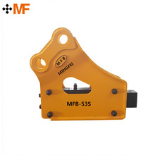 Korea quality Chinese manufacturer low price hydraulic tool krupp hydraulic hammer