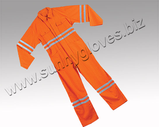 High Visibilty Work Wear Reflective Polo-shirt and Apparel