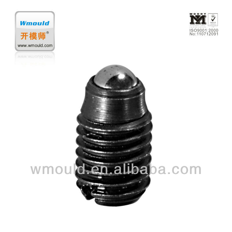 Mold parts BSJ material ball spring plunger