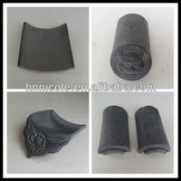 imitation ancient clay roof tiles for Chinese style house