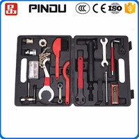 27pcs professional mountain bike hand repair tool kit set