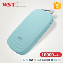 10000 mah rechargeable mobile power fancy mobile accessories