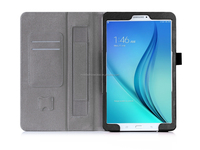 Fashional Design Black Color Ultra Slim Case For Samsung Tab E Tablet