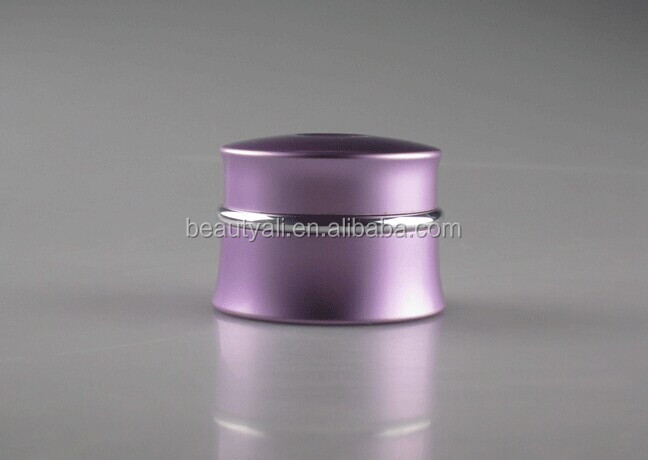 15g 20g 30g 50g Good quality fast delivery time aluminium jar for cosmetic