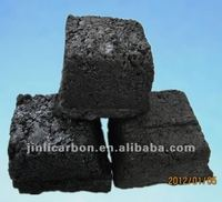 electrically calcined anthracite based carbon electrode paste