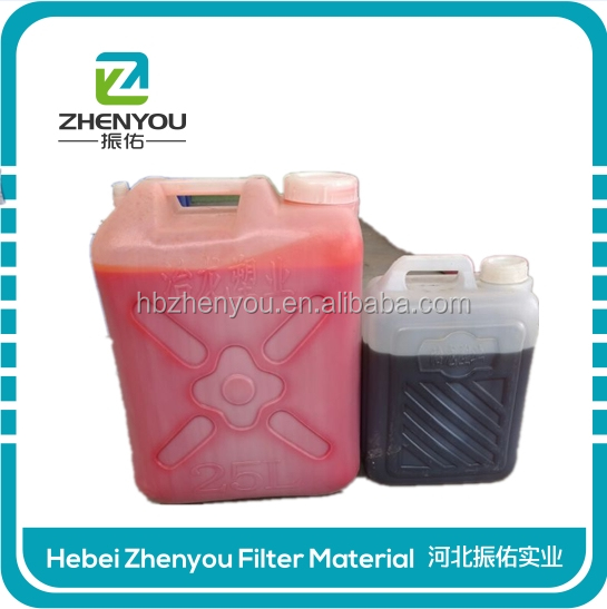 wholesale polyurethane two coponents pu main material adhesive for filter with high quality made in china
