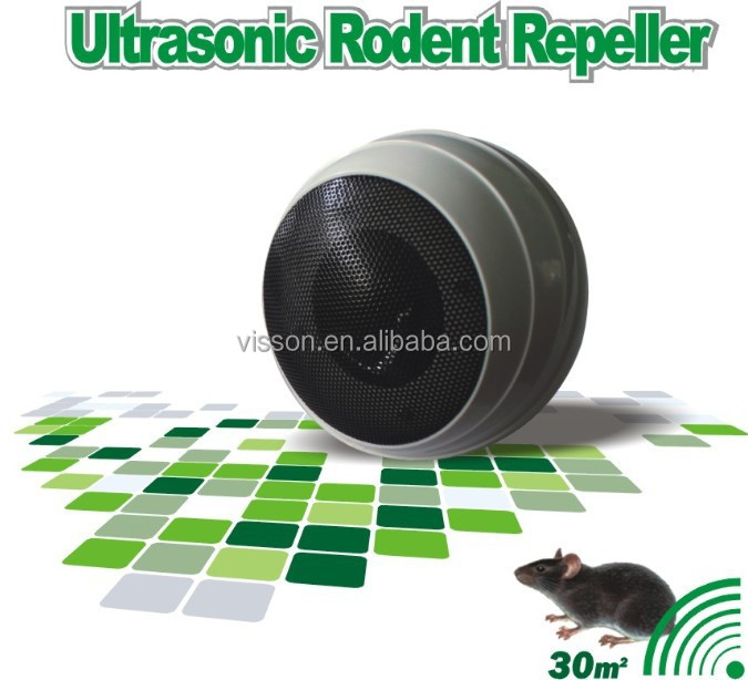 Visson VS- 527 As Seen On TV 360 degree electronic ultrasonic rodent pest insect control