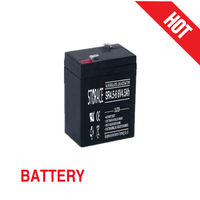 UPS battery 6v 4.5ah for LED