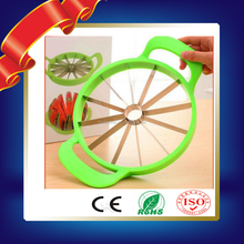 2016 Newest product As Seen on TV stainless steel watermelon slicer corer watermelon cutter