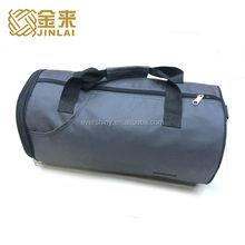 Wholesale rolling waterproof 420D nylon polyester plain travel duffel bags