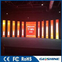 Gloshine Hot Sell LM3.91 Indoor stage rental led display