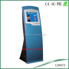 IR HD touch screen kiosk machine all in one monitor