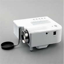 Cheapest led digital mini pico projector UC28+ Beamer with HDMI+USB+SD+VGA ports