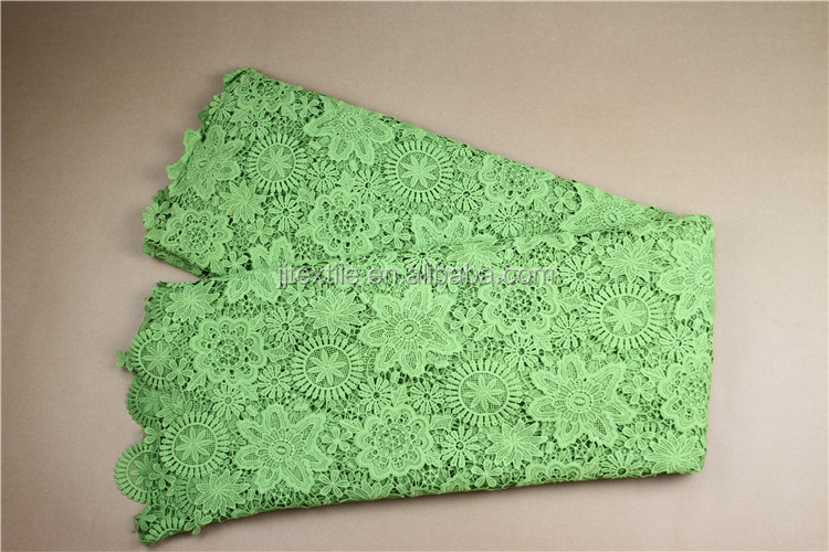 water soluble african bridal lace