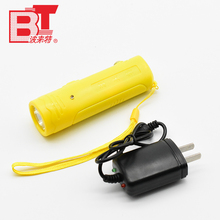 Heavy Duty Plastic Cabinet Lithium Battery Rechargable LED Hand Torch Light