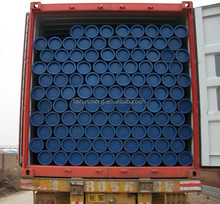 API 5L PSL1 Seamless Steel Pipe X52 / SMLS Carbon steel pipe DN700