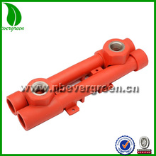 PPR Pipe Fitting Wall Mounting Fitting