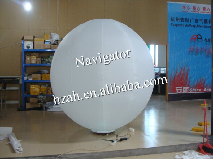 Decoration Inflatable LED Balloon Light