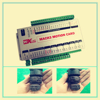 To control 3 axis Mach3 cnc milling machine, XHC cnc motion controller, 400KHZ