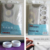 PVC printed shower curtains, printed clear pvc shower curtain