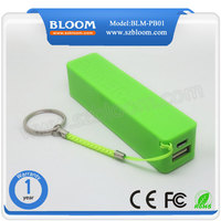 Factory direct sale portable rechargeable 2200mah 2600mah 3000mah perfume powerbank bulk mobile power supply shenzhen