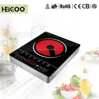 2015 high quality 220v infrared stove/induction ceramic cooker