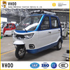 Motor power passenger Tricycle with Cabin Closed Elctric Tricycle/ Fashional Electric scooter with roof