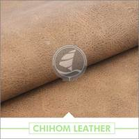 Shaoxing PU leather manufacturer Customized Durable recycled leather fabric