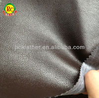 printed shoe lining pvc leather flexible pvc leather knitted pvc