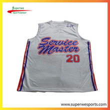 all over sublimation printing 100% polyester basketball shorts and tops