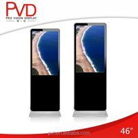 46 inch Latest new model TFT lcd usb video advertising player
