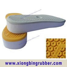 Outdoor sport rubber man soles