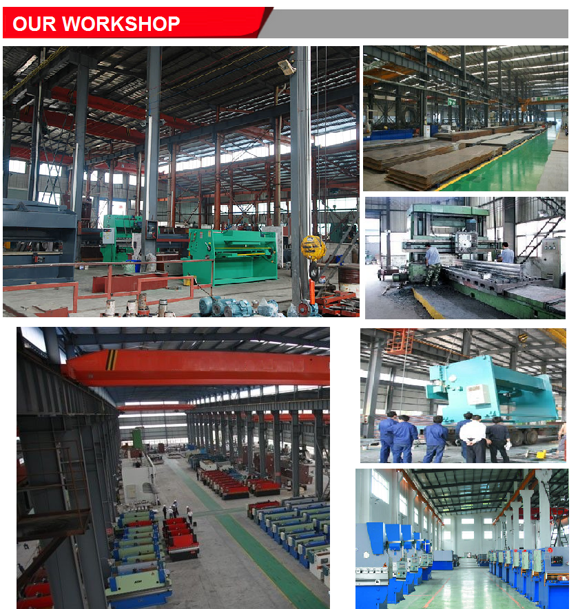 hydraulic guillotine Shearing Machine cutting carbon steel mild steel stainless steel