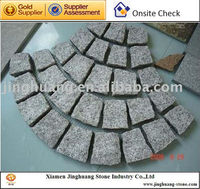 Granite Paving Stone Cube Stone for Decoration
