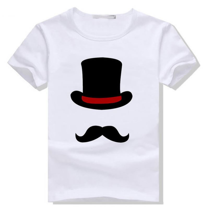 Trending hot products New arrival France French old fashion t shirt for man