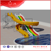 Water Park Equipment For Family Pool
