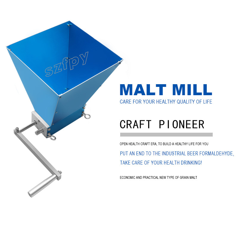 Super Quality Amazing Price 2-Roller Malt mill Grain mill ,mill Barley Crusher Malt Grain for Home brewing